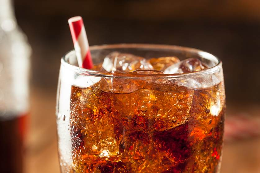 Two sodas a day DOUBLE the risk of heart disease, study warns