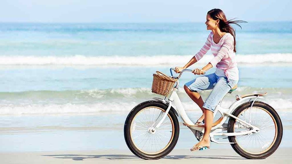 Here's another reason to cycle: Women bicycle riders have better sexual function