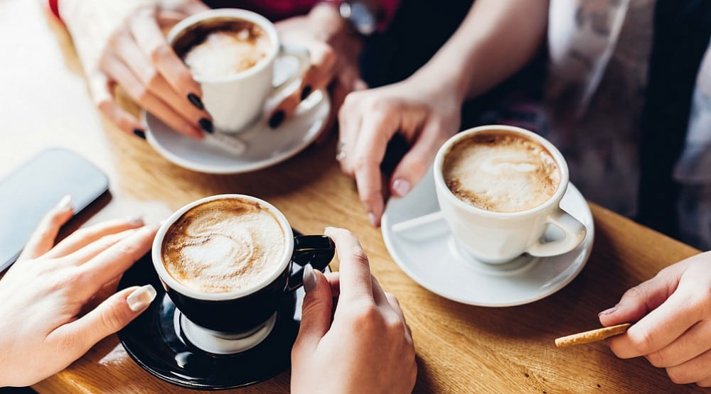 Drinking coffee may decrease the risk of colon cancer