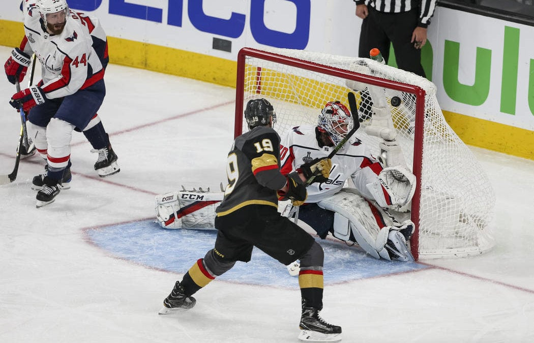Golden Knights favored in Game 2 of Stanley Cup Final