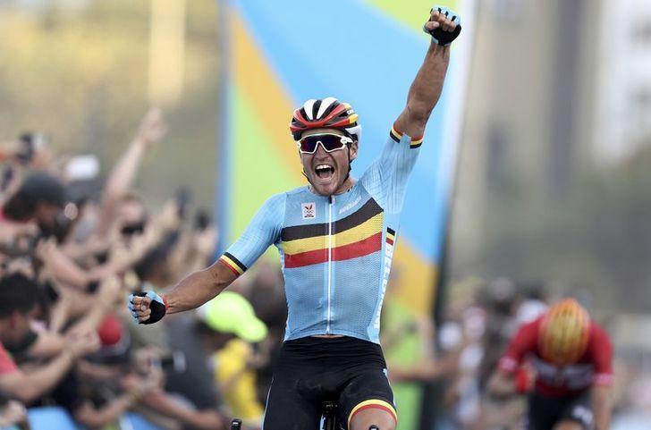 Van Avermaet claims Tour de Yorkshire title