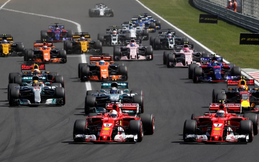 F1 considered Silverstone switch for 1,000th race