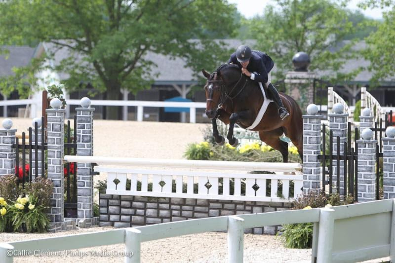 Chris Payne Places on Top With Ovo in the Green Hunter Incentive Stake