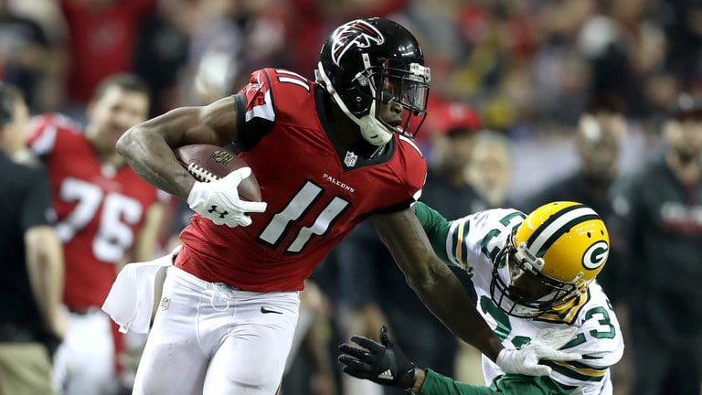 NFL notebook: Falcons wide receiver Jones expected to skip organized team activities