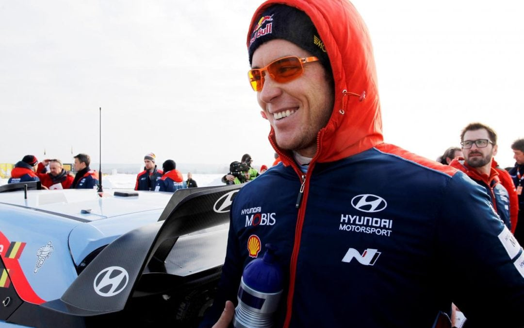 Rallying: Neuville on course for Portugal victory and overall lead