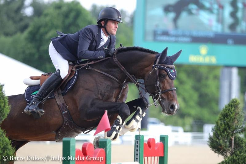 Darragh Kenny Does it Again to Claim Second Consecutive Kentucky Horse Shows Grand Prix with $131,000 Mary Rena Murphy Victory