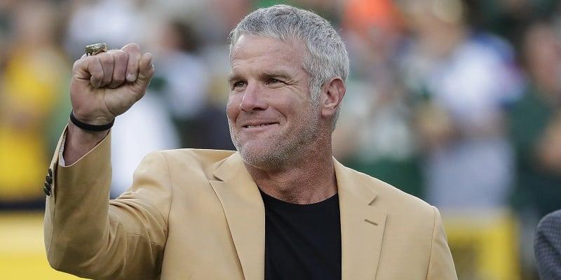 Favre reveals rehab stints fans never knew about