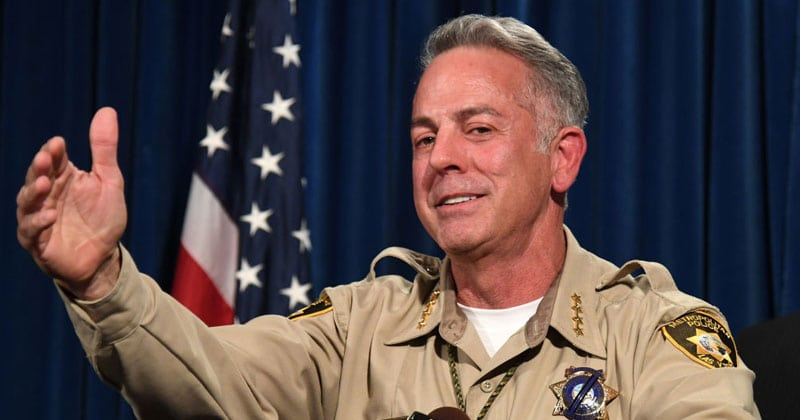 THE SHADY BUSINESS DEALINGS OF SHERIFF LOMBARDO & HIS SECRET