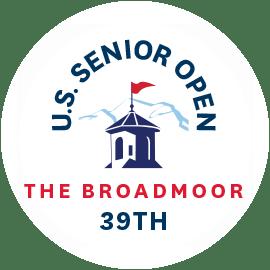 USGA Accepts More Than 2,700 Entries for 39th U.S. Senior Open Championship