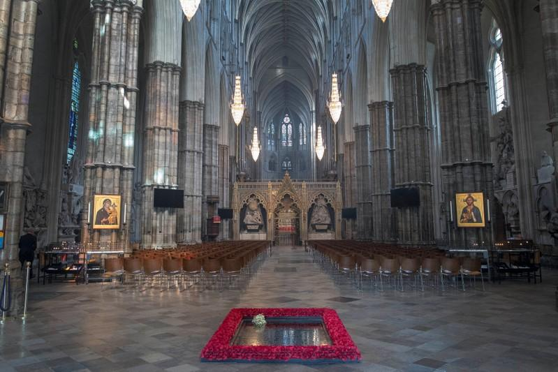 Westminster Abbey unlocks hidden area to show off historical treasures