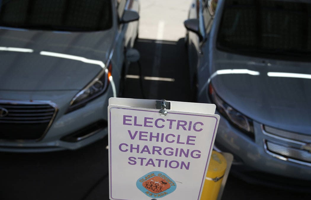 New program may ease range anxiety for Nevada electric vehicle owners