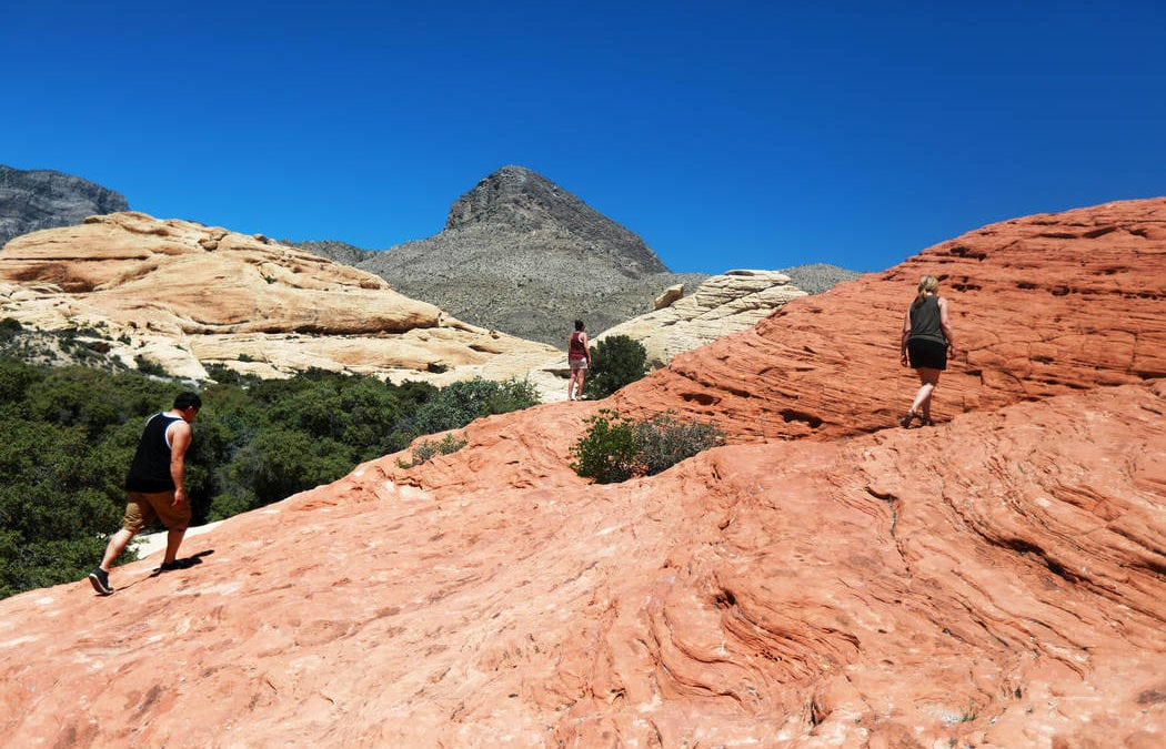 Entry to Red Rock Canyon free on Saturday