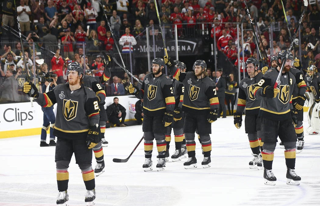 Golden Knights fans stay proud of team, magical season