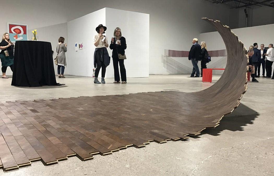 Las Vegas art museum draws closer to reality