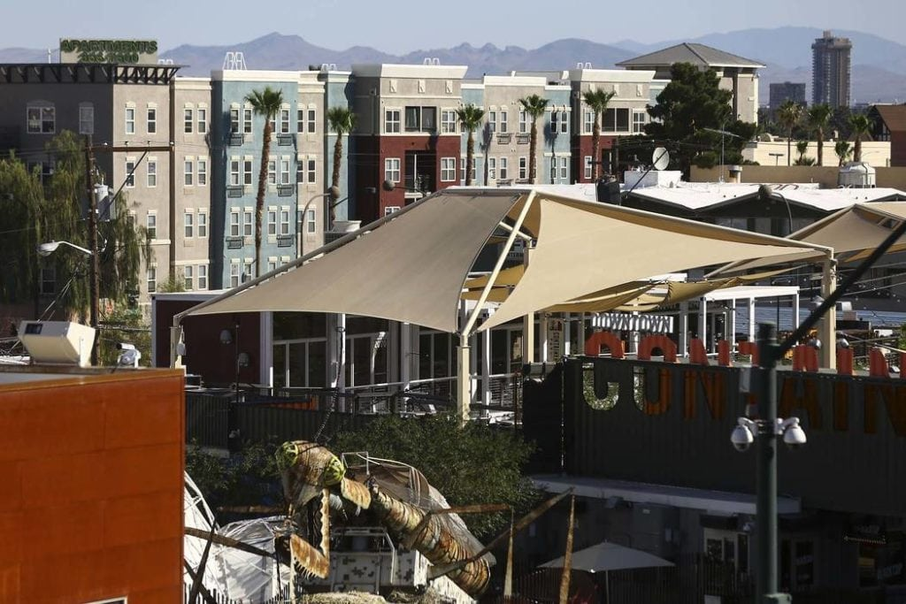 Minimum Wage Workers Cant Afford Las Vegas Rents Study Shows