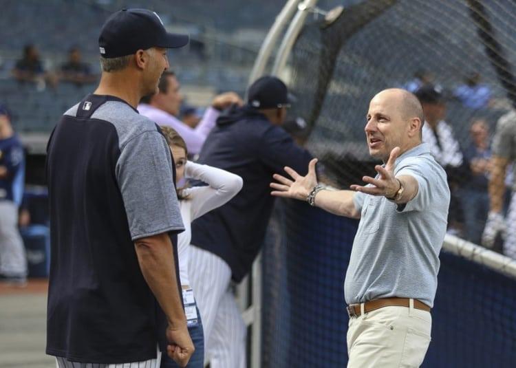 GM Cashman confirms Yankees seeking starters