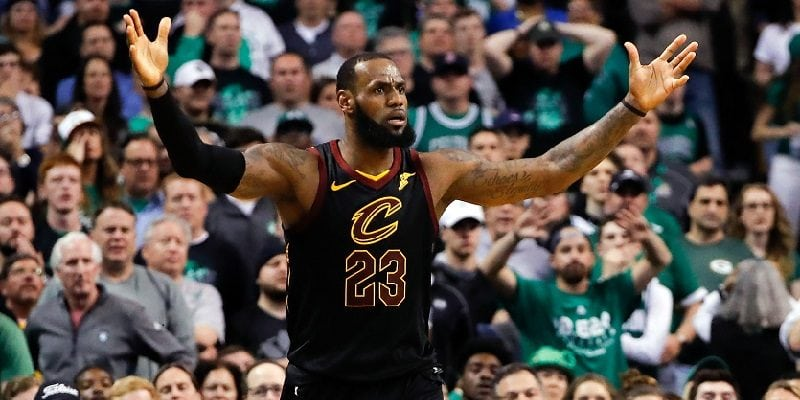 NBA notebook: LeBron reportedly opting out, becoming free agent