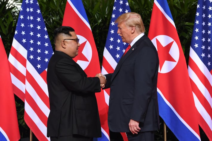 Donald Trump And Kim Jong-Un Sign A Historic Agreement At Their Summit In Singapore – But All The Mainstream Media Can Do Is Whine And Complain