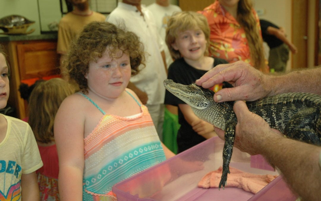 Oxbow Eco-Center Giving Parents a Night Out with Special Evening Eco-Adventure for Kids