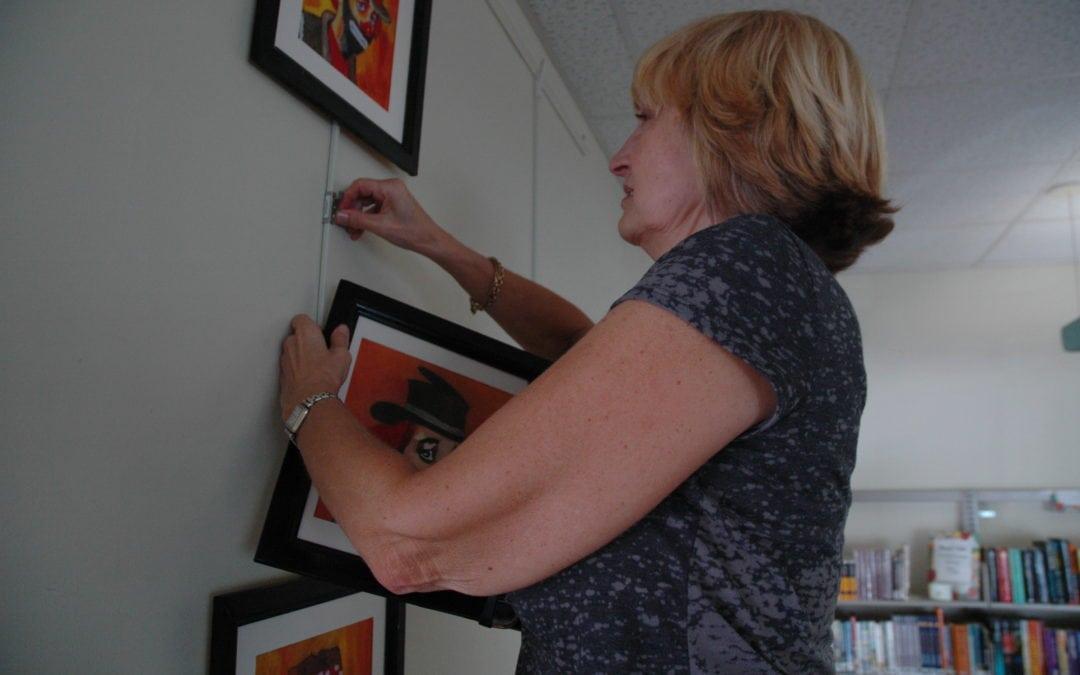 Lewis Library Seeking Artists to Display Their Work