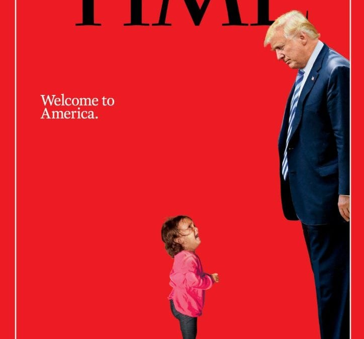 Cover Correction: White House accuses Democrats and media of exploiting toddler photo