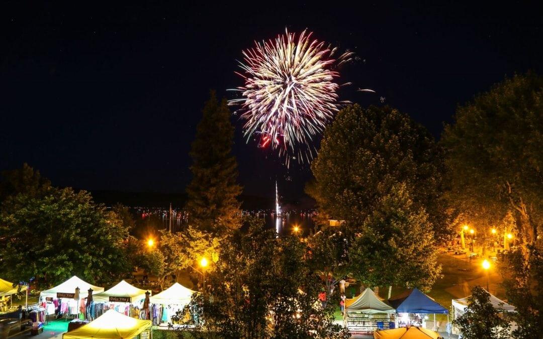 Fireworks Reminder From Lakeport Police