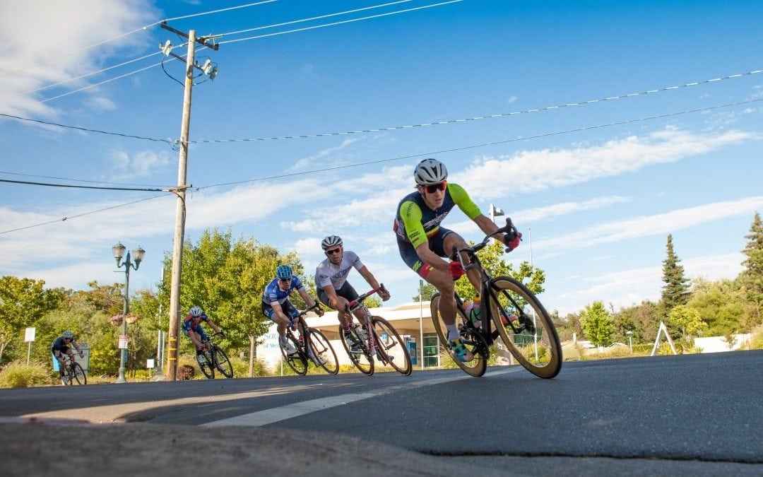 Bicycle Race To Close Street In Lakeport Saturday