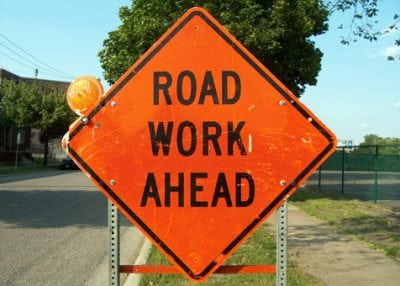 Alleys in parts of Aberdeen closed to thru traffic Friday for road construction