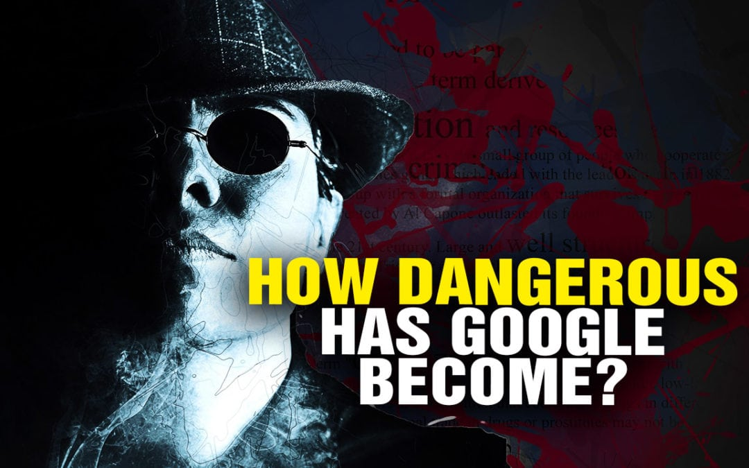 For America to survive, Google must be defeated