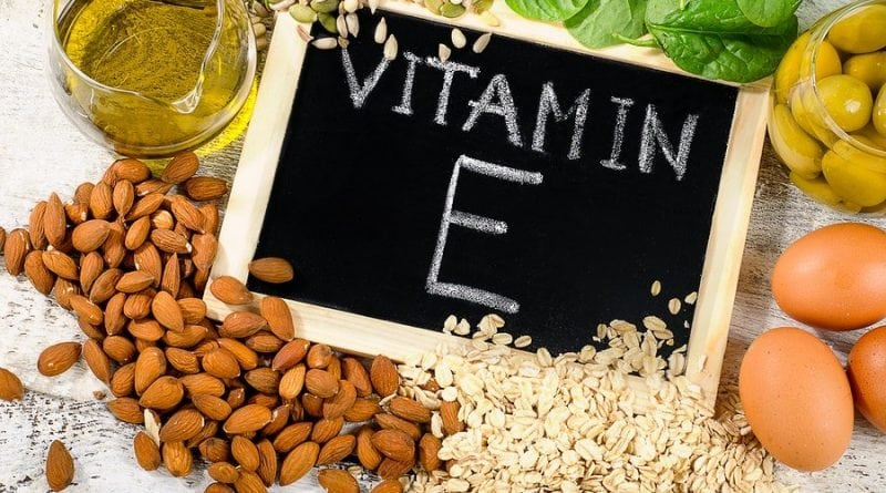 Vitamin E may be a natural remedy for dysmenorrhea