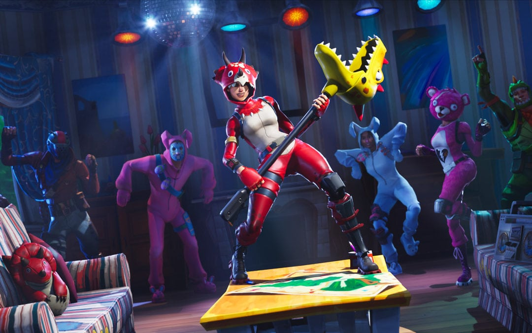 'Fortnite' Video Game Competition Night Pits Player vs. Player at The Park June 29