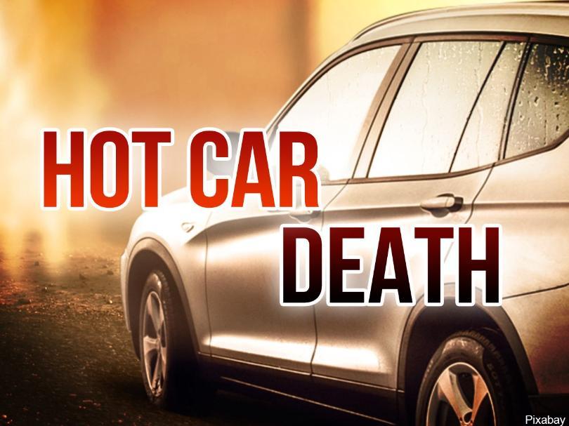 Child Dies in Hot Car