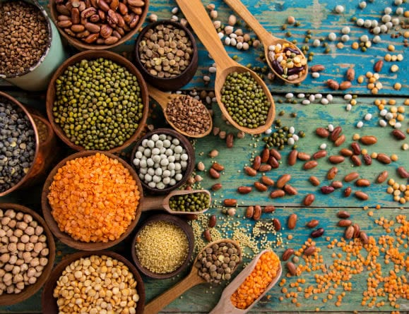 Legumes can delay the onset of menopause