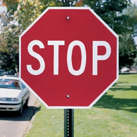 Stop Sign Proposed for Dangerous Intersection In Ukiah