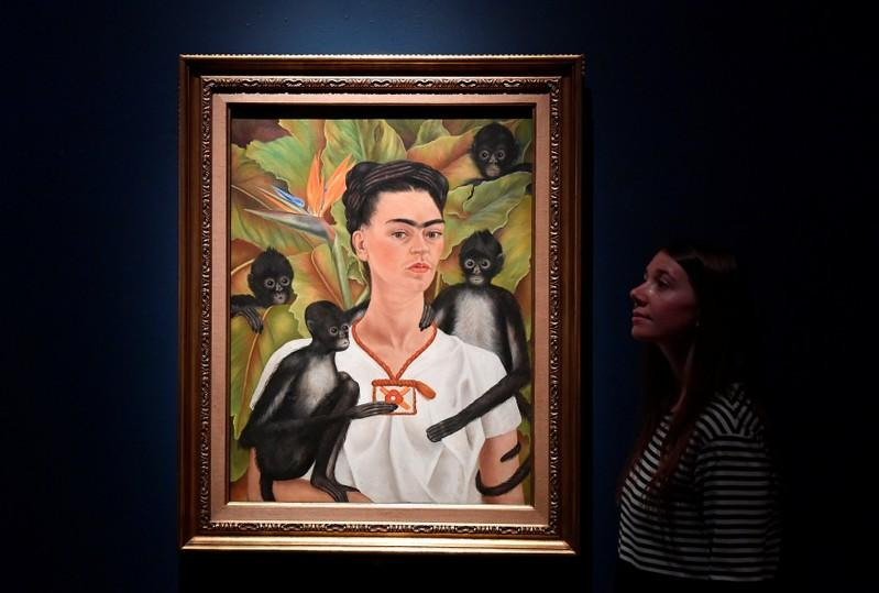 Frida Kahlo's once sealed personal belongings go on display in UK