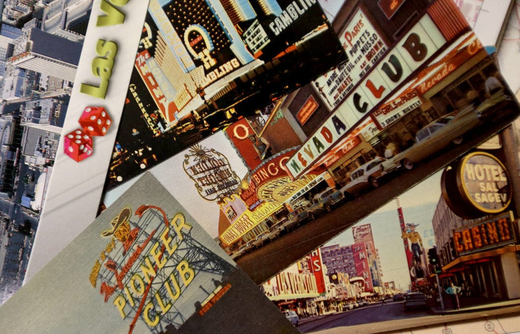 In an online world, postcards help preserve Las Vegas history