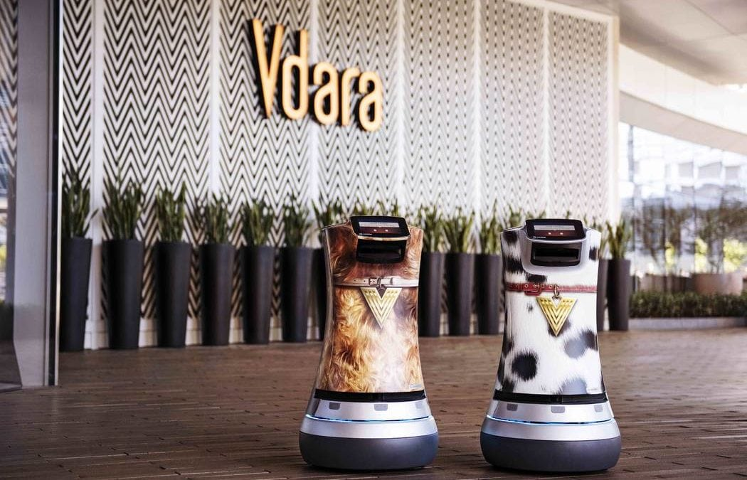 More hospitality robots are calling Las Vegas Strip home