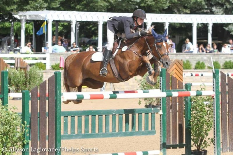 Brian Moggre Finishes One-Two in $25,000 Welcome Grand Prix at Equifest I