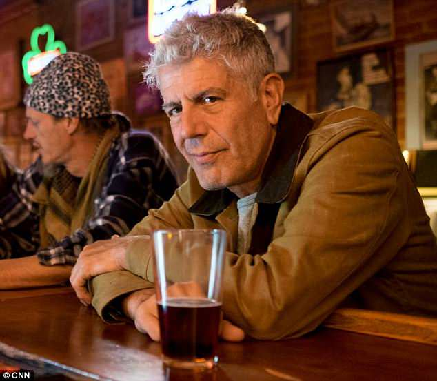 Bombshell Bourdain Interview:' rapey, gropey and disgusting Bill Clinton and hopes Weinstein is 'beaten to death in jail'