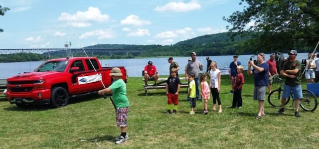 """NYC DEP HOSTS """" Free Family Fishing Day"""" at Pepacton Reservoir 07/13/19-10 am – 2 pm"""