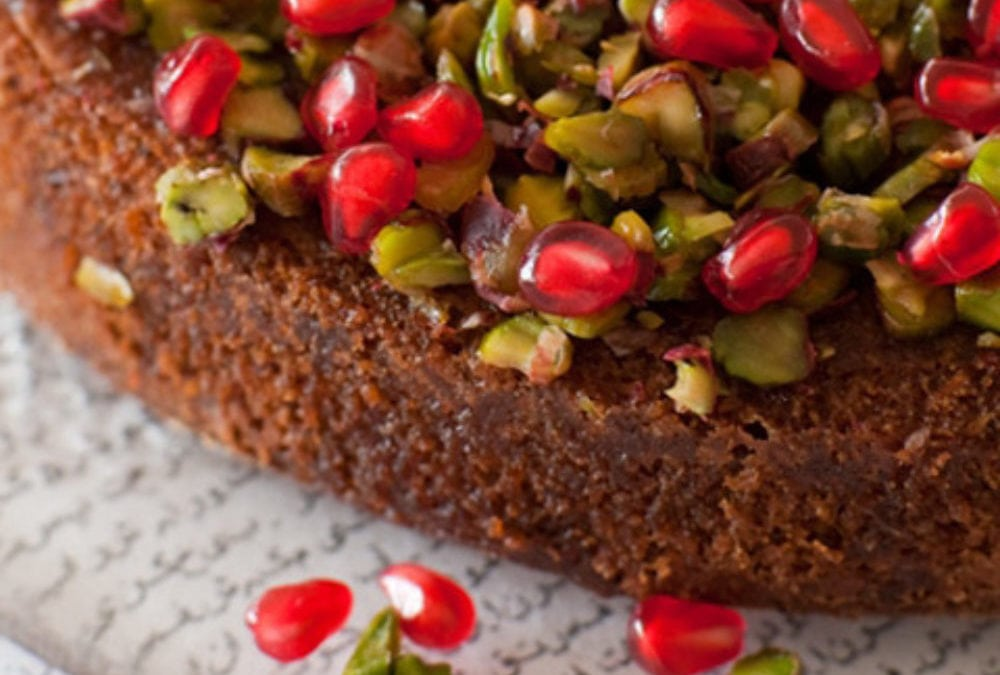 Use pomegranate seed flour for healthier and tastier bread