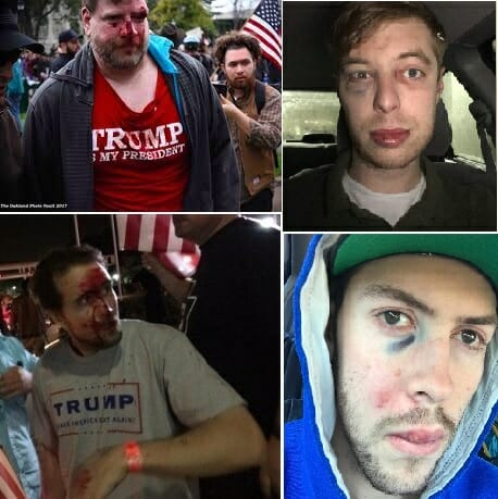 New York Times Upset over Threats Against Media; Ignores 500-Plus Attacks on Trump Supporters