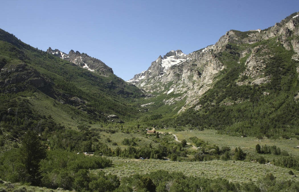 Forest Service plan would open Ruby Mountains to oil, gas drilling