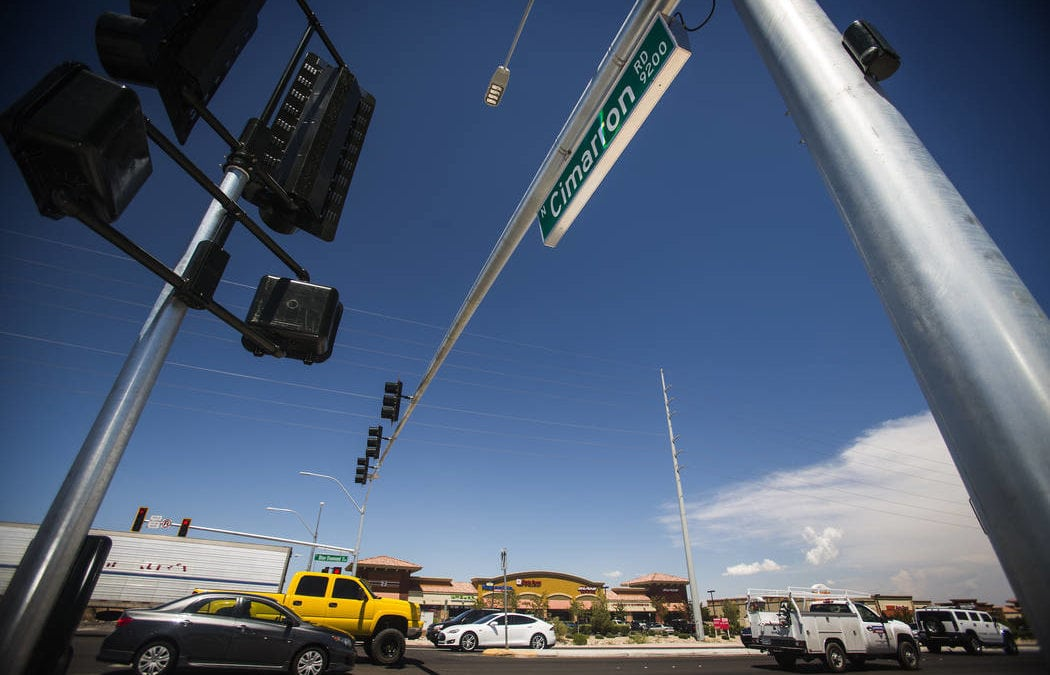 Nevada agency interested in implementing traffic cameras