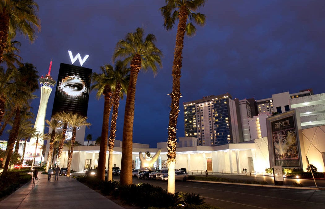 W Hotel brand vanishes from the Las Vegas Strip