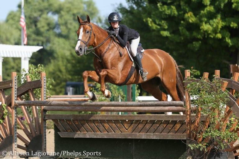 Natalie Jayne Tops WIHS Equitation Hunter & Jumper Phases at Equifest III
