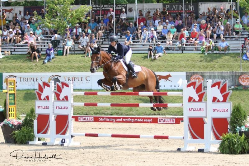 Beezie Madden and Coach Save Best for Last to Win $100,000 Grand Prix of Traverse City CSI3* at Great Lakes Equestrian Festival