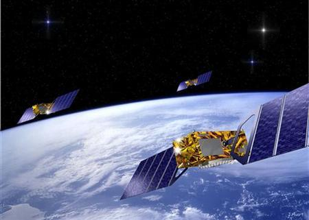 Britain starts work on satellite system to rival EU's Galileo