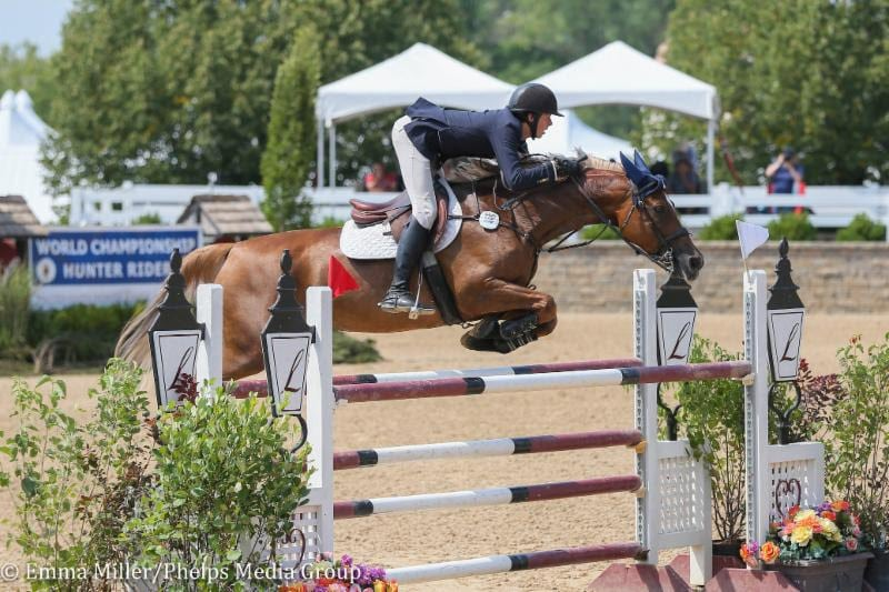 Brian Moggre and MTM Flutterby Close Out Equifest II with $20,000 Speed Derby Victory