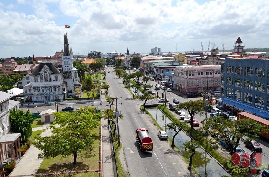 Guyana & the Resource Curse
